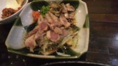 秋山莉奈 公式ブログ/宮崎料理♪ 画像1