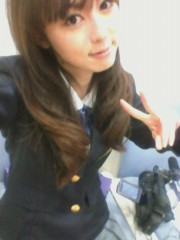 秋山莉奈 公式ブログ/制服☆彡 画像1