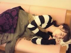 秋山莉奈 公式ブログ/お昼寝☆ 画像1