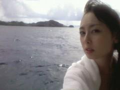 秋山莉奈 公式ブログ/海の上より。 画像1