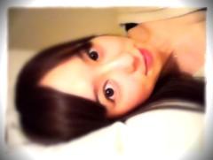 秋山莉奈 公式ブログ/ベッドでゴロゴロ☆ 画像1