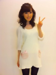 秋山莉奈 公式ブログ/収録♪ 画像1