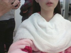 秋山莉奈 公式ブログ/おはバスローブ!? 画像1