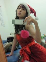 秋山莉奈 公式ブログ/Sexyサンタコス! 画像2