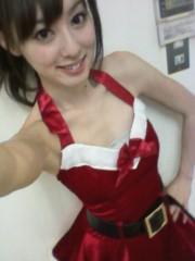秋山莉奈 公式ブログ/Sexyサンタコス! 画像1