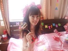秋山莉奈 公式ブログ/おやす水着☆彡 画像1