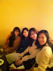 秋山莉奈 公式ブログ/女子会☆ 画像1