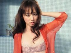 秋山莉奈 公式ブログ/おやす水着 画像1