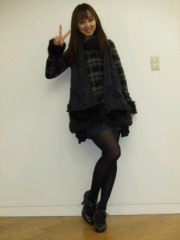 秋山莉奈 公式ブログ/終わったのだ☆ 画像1