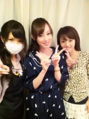 秋山莉奈 公式ブログ/足のねいる☆ 画像1