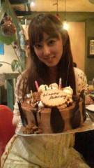 秋山莉奈 公式ブログ/Happy Birthday to me(*´∀`*) 画像2