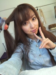 秋山莉奈 公式ブログ/暑いですのぁ。 画像1