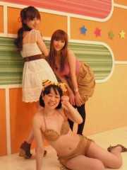 秋山莉奈 公式ブログ/ラーメンギャルズ 画像1