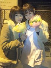 秋山莉奈 公式ブログ/クランクアップ! 画像1
