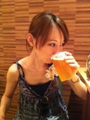 秋山莉奈 公式ブログ/夏はビール♪ 画像1