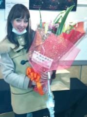 秋山莉奈 公式ブログ/初日! 画像1