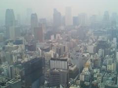 秋山莉奈 公式ブログ/地上28階! 画像1