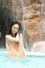 秋山莉奈 公式ブログ/おは水着 画像1