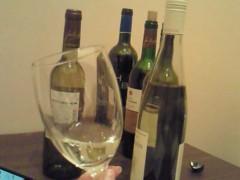 秋山莉奈 公式ブログ/ワイン試飲 画像1