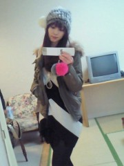 秋山莉奈 公式ブログ/おわたぁ☆彡 画像1