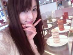 秋山莉奈 公式ブログ/あま〜ぃ 画像1