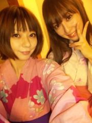 秋山莉奈 公式ブログ/浴衣娘。 画像1