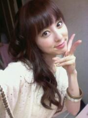 秋山莉奈 公式ブログ/ギャー゜。(p> ∧<q)。゜ 画像1