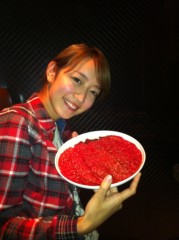 秋山莉奈 公式ブログ/焼肉 画像1