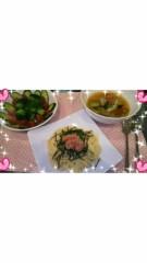 秋山莉奈 公式ブログ/夕食♪♪ 画像1