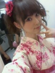 秋山莉奈 公式ブログ/浴衣ぁ〜☆ 画像1