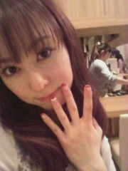 秋山莉奈 公式ブログ/ベジフルカフェ 画像1