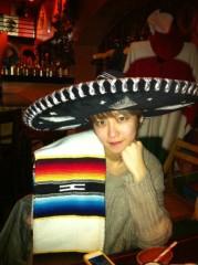 秋山莉奈 公式ブログ/メキシカ〜ン 画像1