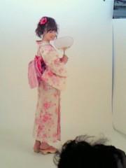 秋山莉奈 公式ブログ/浴衣ぁ〜☆ 画像2