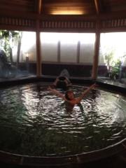 秋山莉奈 公式ブログ/入浴中〜 画像1
