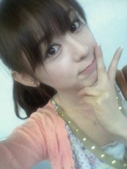 秋山莉奈 公式ブログ/おはよぅ♪♪ 画像1