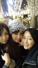 秋山莉奈 公式ブログ/美女とイルミネーション☆彡 画像1