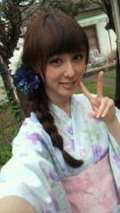 秋山莉奈 公式ブログ/浴衣さん。 画像1