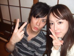 秋山莉奈 公式ブログ/今夜は、この方と(* ´∀`*) 画像1
