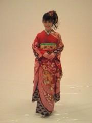 秋山莉奈 公式ブログ/おは晴れ着♪♪ 画像3