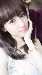 秋山莉奈 公式ブログ/バッサリ♪ 画像1