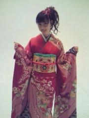 秋山莉奈 公式ブログ/おは水着! 画像2