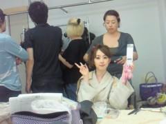 秋山莉奈 公式ブログ/表紙撮影(* ´∀`*) 画像1