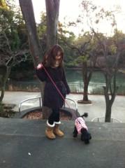 秋山莉奈 公式ブログ/お散歩。 画像1