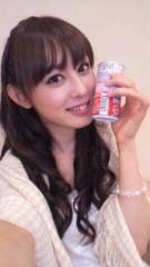 秋山莉奈 公式ブログ/好きな飲み物。 画像1