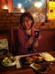 秋山莉奈 公式ブログ/肉だよ!亜矢ちゃんだよ! 画像1