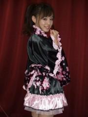 秋山莉奈 公式ブログ/コスプレアップ&振り向きバージョン 画像3