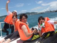 秋山莉奈 公式ブログ/よゐこさんとロッチさんと☆ 画像1