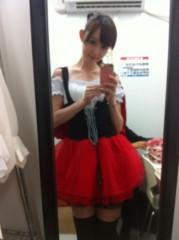 秋山莉奈 公式ブログ/赤ずきんちゃん 画像1