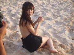 秋山莉奈 公式ブログ/ヤンマガオフショット☆彡 画像1