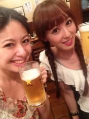 秋山莉奈 公式ブログ/ビーーール♪ 画像1